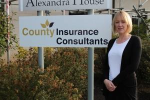 Courier Insurance Provider congratulates staff member!