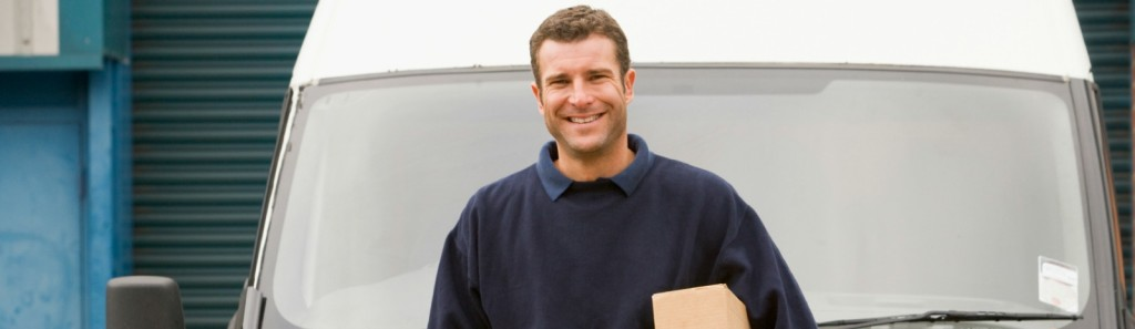 Delivery driver: preventing cargo theft