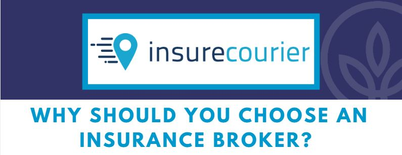 Why should you use an courier insurance broker?